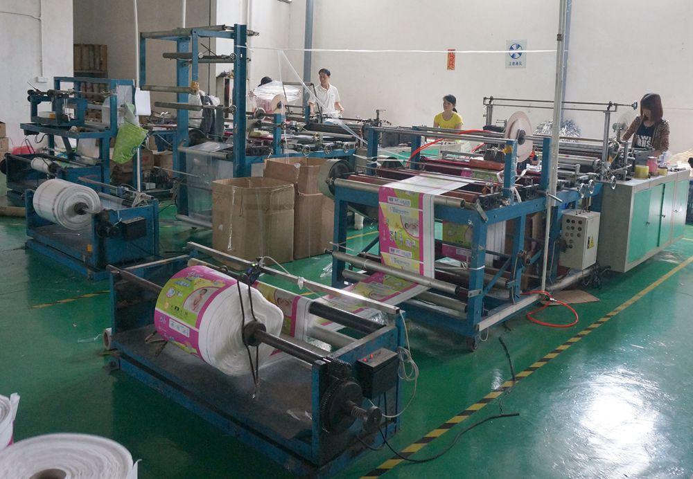 碧彩彩印生产机器