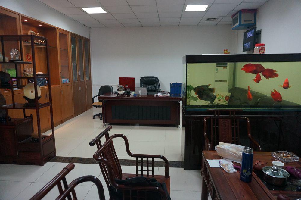 碧彩彩印业务办公区