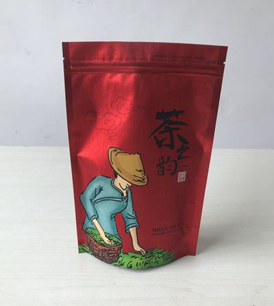 镭射茶叶袋