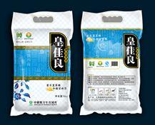 冲孔大米袋