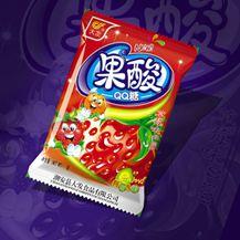 QQ糖包装袋